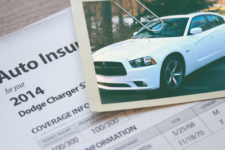 Dodge Charger insurance rates