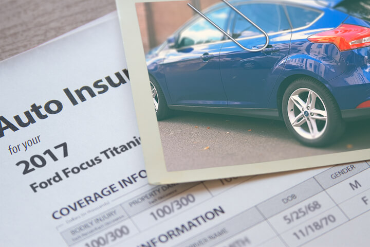 Ford Focus insurance cost