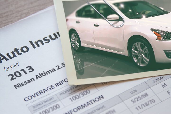 Nissan Altima insurance