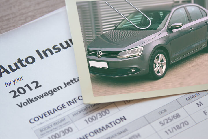 Volkswagen Jetta insurance rates