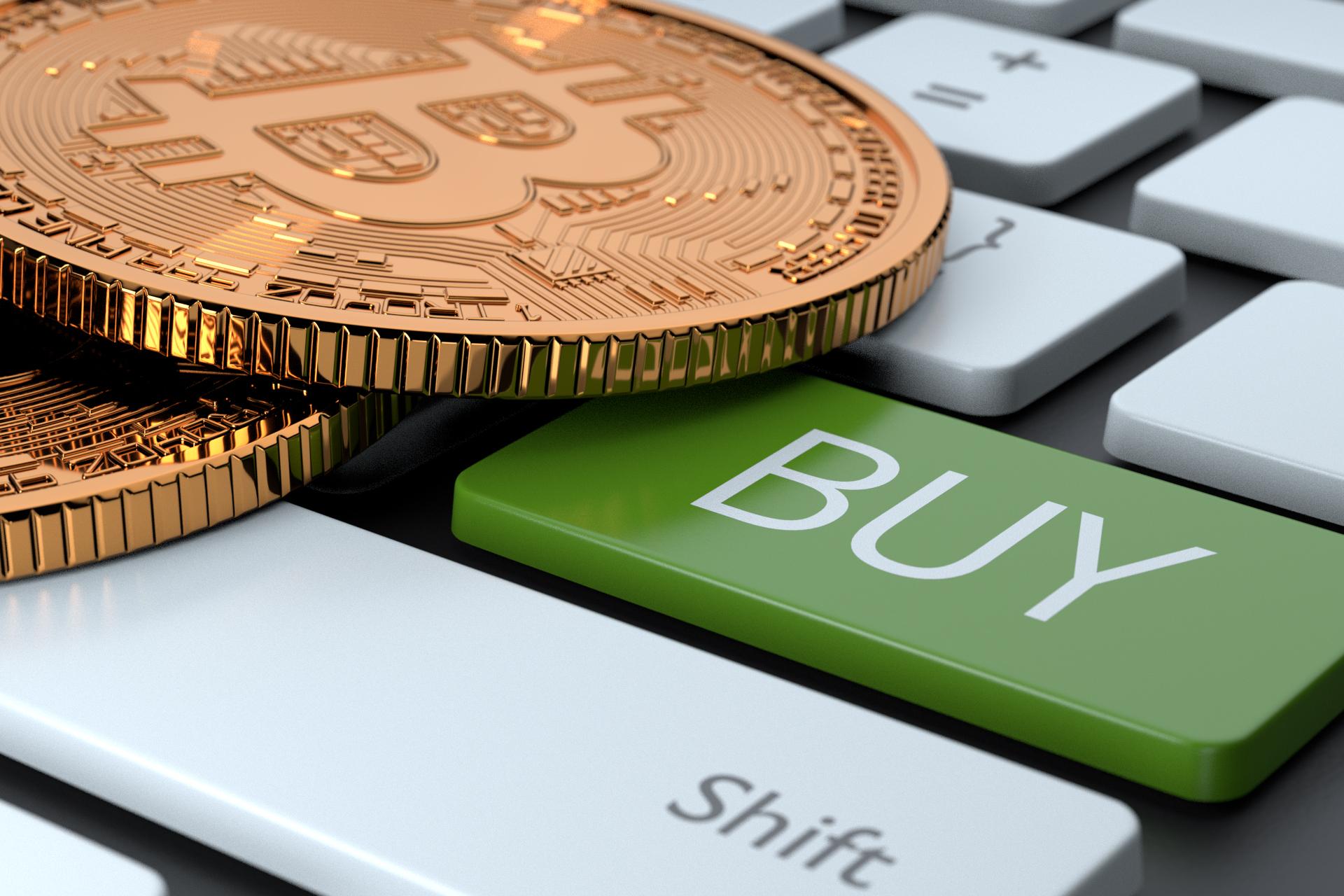 Buying Bitcoins