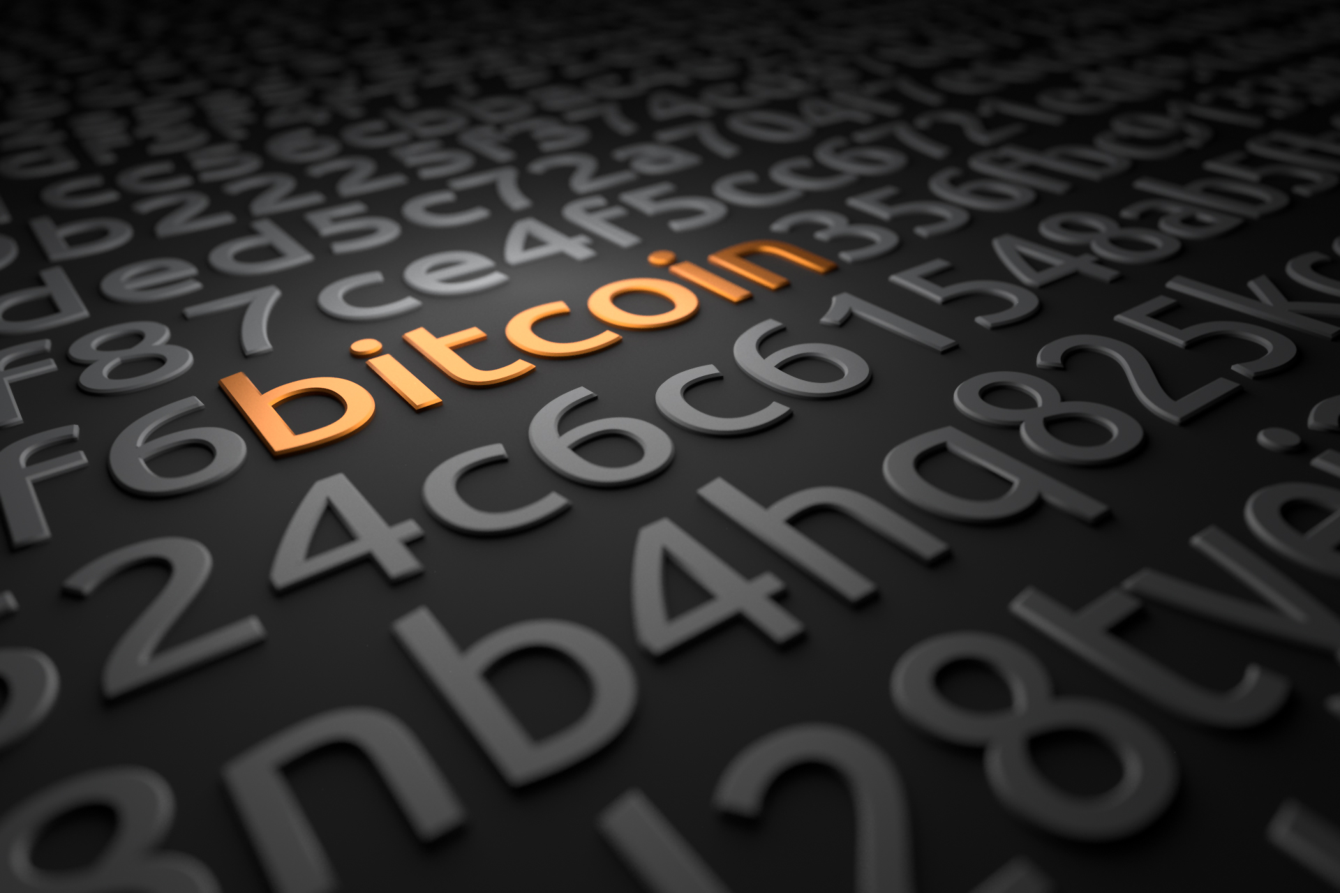 is bitcoin encrypted