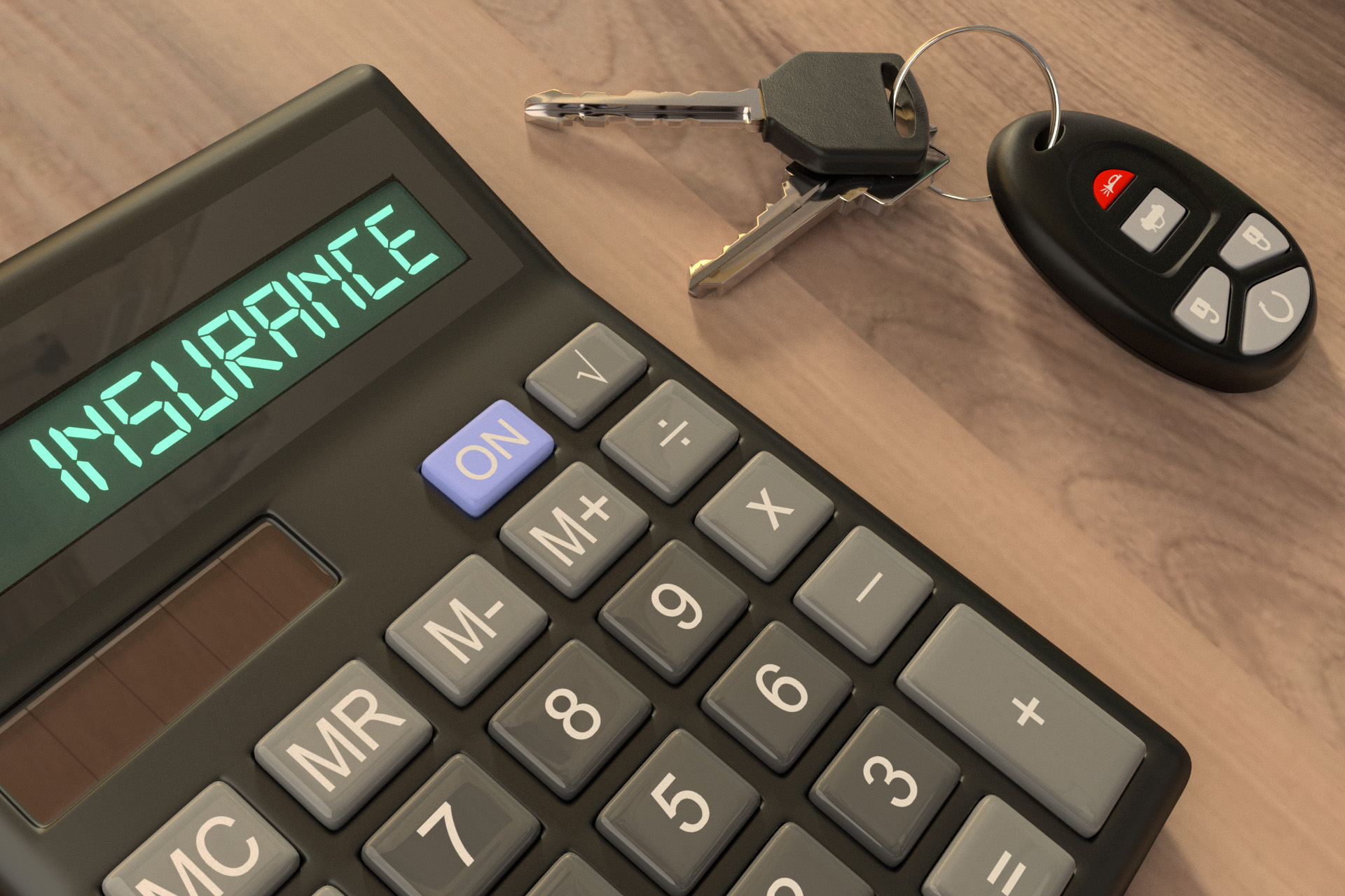 Insurance calculator with keys free image download